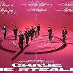 「THE BOYZ」、5thミニアルバム「CHASE」のトラックリスト公開