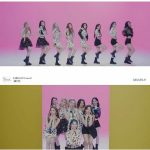 KNOCK KNOCK KNOCK出演「fromis_9」、「LOVE BOMB」→「Feel Good」で爽やか×ガールクラッシュのオールマイティー