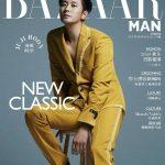 """【トピック】俳優チュ・ジフン、""""セクシーカリスマ""""あふれる台湾ファッションマガジンのカバーが話題"""