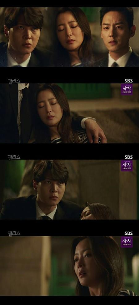 ≪韓国ドラマNOW≫「アリス」9話、キム・ヒソンがチュウォンの死を予感…タイムトラベルの後遺症も