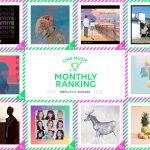 世界が注目!BTS「Dynamite」が月間、BGMランキングともに1位!LINE MUSIC 月間ランキング:2020年8月
