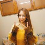 <トレンドブログ>BoA、愛らしいチュソク(秋夕=旧盆)あいさつ…魅力満点えくぼ笑顔