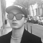"""俳優チョン・イル、モノクロの雰囲気ある過去写真を公開!!…""""memories"""""""