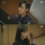 ≪韓国ドラマNOW≫「ブラームスが好きですか?」1話、キム・ミンジェ&パク・ウンビン、ピアニストとバイオリニストとして初めて出会う