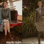 <トレンドブログ>天性のモデル、チャン・ユンジュ…秋スタイルも完璧な着こなし