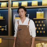 <トレンドブログ>俳優キム・ジェウク、致命的なまなざしに胸キュン…オールバック長髪もこんなに素敵なんて!?