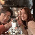"""クォン・サンウ♥ソン・テヨン、""""結婚記念日12周年♥""""甘い夫婦愛"""