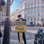 ジュノ(2PM)、ファッションの街、パリにも負けない際立つビジュアル
