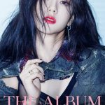 BLACKPINK ジス、正規アルバム個人TEASER公開…「魅惑」の赤いリップ