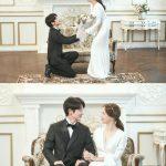 イ・ジュンギ&ムン・チェウォンの結婚式写真初公開…幸せに満ちた初々しい笑顔「悪の花」