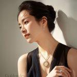 女優ハン・ジミン、うっとりする光輝く美貌