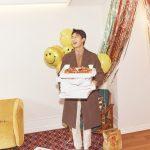 """パク・ソジュン、スタイリッシュなグラビア公開…愉快な""""お家でひとりパーティ""""コンセプト"""