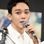 CHEN(EXO)、10月26日に電撃入隊…直筆手紙でファンに報告