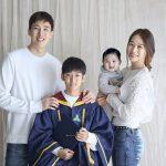<トレンドブログ>カン・キョンジュン♥チャン・シニョン、2人の息子たちの仲いい姿にほっこり