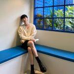 """アン・ジェヒョン""""ク・ヘソンと離婚""""アン・ジェヒョン、2か月ぶりに近況公開…変わらぬイケメンビジュアル発揮"""