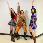 歌手Jessi×「BLACKPINK」ジス×リサ、視線を圧倒する華麗なビジュアル