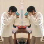 """イム・シワン、休憩時間の過ごし方…""""何探してるの?""""(動画あり)"""