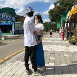 【トピック】女優キョン・ミリ、仲良しすぎる息子とのお出かけ写真がカップルみたいだと話題