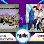 "SEVENTEEN vs BTS「ミュージックバンク」10月第5週目の1位候補に…""こんなことも起こるBig Hitアーティスト対決"""