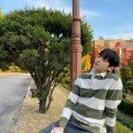 """<トレンドブログ>「ASTRO」チャ・ウヌ、大学へのロマンを呼ぶ""""イケメン先輩""""ビジュアル"""
