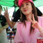 """<トレンドブログ>""""人気爆発""""…「2NE1」DARAが故郷の味を求めてフィリピンマーケットへ?"""