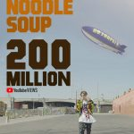 「公式」BTS(防弾少年団)J-HOPE、「Chicken Noodle Soup」MV再生回数2億回達成