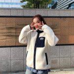 サンダラ・パク(元2NE1)、暖かいフリースで童顔ビジュアルを披露
