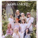 「TWICE」、「MORE & MORE」MV再生回数2億回突破…13連続の新記録