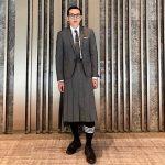 【全文】俳優ポン・テギュ、破格のスカートファッション…「ラインを超えたとは思わない、男もスカートを履ける」