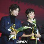 コン・ヒョジン&カン・ハヌル、「2020 大韓民国 文化芸術賞」で国務総理賞を受賞