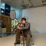 俳優イ・サンヨプ、朝を開く素敵さ…視線を奪う手ハート