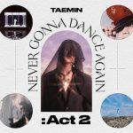 テミン(SHINee)、3rdフルアルバム「Act 2」トラックリスト公開
