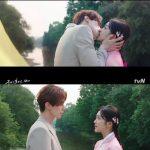 《韓国ドラマNOW》「九尾狐伝」6話、チョ・ボア、キスしたイ・ドンウクに「私はあなたの過去の影武者ではない」