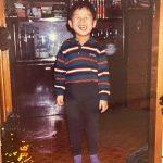 """<トレンドブログ>パク・ソジュン子供の頃の写真であいさつ!""""どうやったらこんなにカッコ良く育つの?"""""""