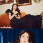 """女優チョン・リョウォン、グラビアで優雅さに満ちあふれた""""彼女ルック""""を演出…時計ブランドとコラボ"""