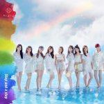 """JYP新人「NiziU」、日本正式デビューシングルジャケット画像公開…""""純白の妖精"""""""