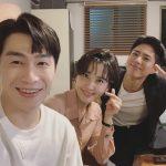 """女優シン・ドンミ、パク・ボゴム-イ・ジェウォンと親しい姿…""""最後だなんて信じられない"""""""