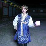 「BTS(防弾少年団)」V、韓服着てチュソク(秋夕=旧盆)のあいさつ&十五夜の月でマジックショーにファン萌え萌え