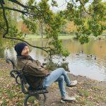 <トレンドブログ>ひげをのばしたダニエル・ヘニー、プラハでグラビアのような1日