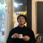 """「2AM」チョン・ジヌン、除隊して幸せそう""""エスプレッソ1杯"""""""
