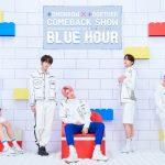 緊急特別編成!TOMORROW X TOGETHER Comeback Show Blue Hour」10 月 26 日 19:00~ 日韓同時放送!