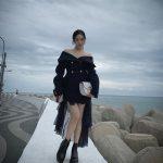 少女時代ティファニー、釜山の海沿いでモデルポーズ 非現実的なスタイル