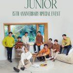 「SUPER JUNIOR」、デビュー15周年記念オンラインファンミ開催=11月7日「Beyond LIVE」で