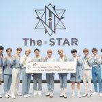 """JO1""(ジェイオーワン)1stアルバム「TheSTAR」発売&JO1 1st Live Streaming Concert「STARLIGHT」開催決定!!"