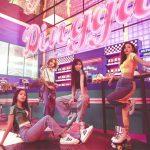 MAMAMOO 10th Mini Album「TRAVEL」より新曲「Dingga」 日本でも先行配信! 配信キャンペーンもスタート!!