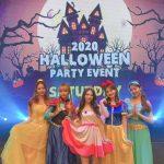 SATURDAY Halloween Party Eventを無料配信しキュートな姿に変身! 11月3日(祝・火)にもオンラインライブを開催決定!!