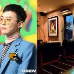 G-DRAGON(BIGBANG)、90億ウォン自宅内部に驚き…世界最高値のフランシス・ベーコン作品から「BIGBANG」の絵まで