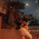 女優ソン・テヨンの旦那クォン・サンウ、娘リホの手を握った親バカな姿