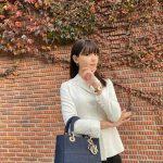 <トレンドブログ>「少女時代」スヨン、ぱっつん前髪+ハイブランドバックでラグジュアリースタイル