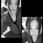 "「Red Velvet」スルギ、モノクロ写真だとより雰囲気があって""シックさ発散"""